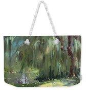 Weeping Willow Tree Weekender Tote Bag