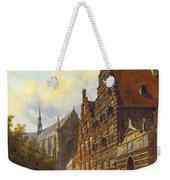 Weeshuis In Leiden Weekender Tote Bag