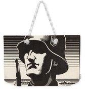 Wehrmacht Weekender Tote Bag