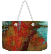 Weighed In The Balance Weekender Tote Bag by Brett Pfister