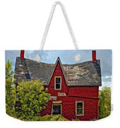 Weight Of The World Weekender Tote Bag