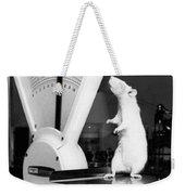 Weight Watcher Lab Rat Weekender Tote Bag