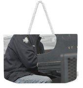 Weir Hornsby And Marsalis Weekender Tote Bag