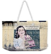 Welcome At Home Weekender Tote Bag