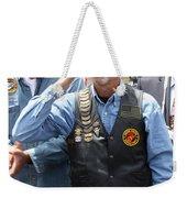 Welcome Home Brother Weekender Tote Bag
