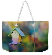Welcome Neighbor - Digital Art Weekender Tote Bag