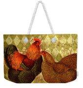 Welcome Rooster-61412 Weekender Tote Bag