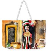 Welcome To Italy 07 Weekender Tote Bag