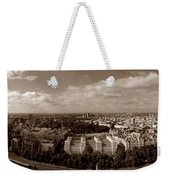 Welcome To London Weekender Tote Bag
