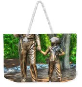 Welcome To Mayberry Weekender Tote Bag by Dan Stone