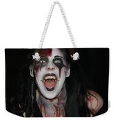 Welcome To My Horror House Weekender Tote Bag
