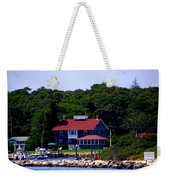 Welcome To Oak Bluffs Weekender Tote Bag