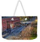 Welcome To Rochester Weekender Tote Bag