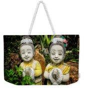 Welcome To Thailand Weekender Tote Bag by Adrian Evans