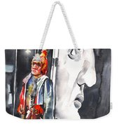Welcome To The Czech Republic 01 Weekender Tote Bag