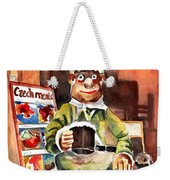 Welcome To The Czech Republic 04 Weekender Tote Bag