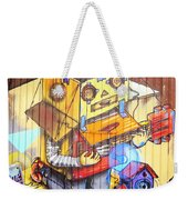 Welcome To The Gallery Weekender Tote Bag