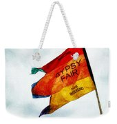 Welcome To The Gypsy Fair Weekender Tote Bag