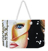 Welcome To The Masquerade Weekender Tote Bag