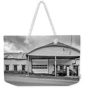 Welcome To The Twilight Zone Bw Weekender Tote Bag