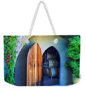 Welcome To The Winery Weekender Tote Bag