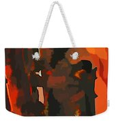 Welcome To Your Nightmare Weekender Tote Bag