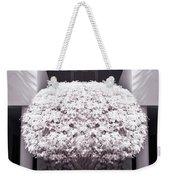 Welcome Tree Infrared Weekender Tote Bag by Adam Romanowicz