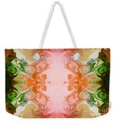 Welcoming New Life Abstract Healing Artwork By Omaste Witkowski Weekender Tote Bag