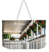 Welcoming Porch Weekender Tote Bag