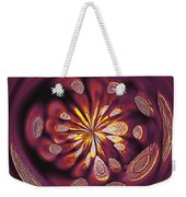 Welding Rods Abstract 9 Weekender Tote Bag