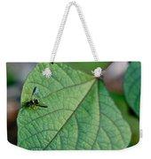 Well Dressed Hymenopteran Weekender Tote Bag
