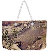 We'll Explore Weekender Tote Bag by Laurie Search