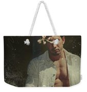 Well Forget You Weekender Tote Bag by Laurie Search