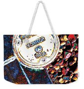 Well Monitor Weekender Tote Bag
