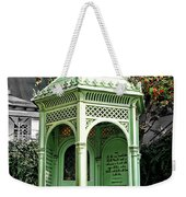 Well Of The Three Brothers Weekender Tote Bag