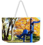 Well Stated Weekender Tote Bag
