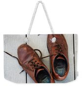 Well Worn Weekender Tote Bag