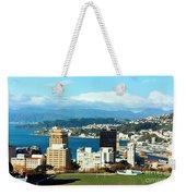 Wellington  Weekender Tote Bag