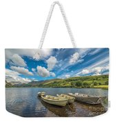 Welsh Boats Weekender Tote Bag