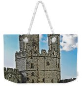 Welsh Castle Weekender Tote Bag