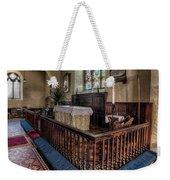 Welsh Chapel Weekender Tote Bag