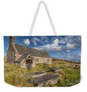 Welsh Church Weekender Tote Bag
