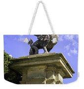Welsh Dragon Weekender Tote Bag