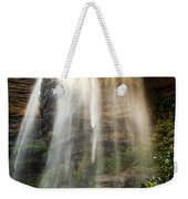 Wentworth Waterfall Blue Mountains Weekender Tote Bag