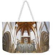 Wesel Organ Weekender Tote Bag