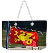 Wessex Wyvern Flag Weekender Tote Bag