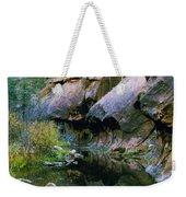 West Branch Oak Creek Weekender Tote Bag