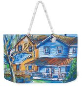 West Cape May Nj Weekender Tote Bag