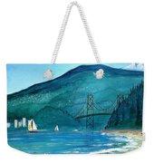 West Coast Dream Weekender Tote Bag