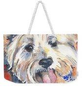 West Highland Terrier Weekender Tote Bag